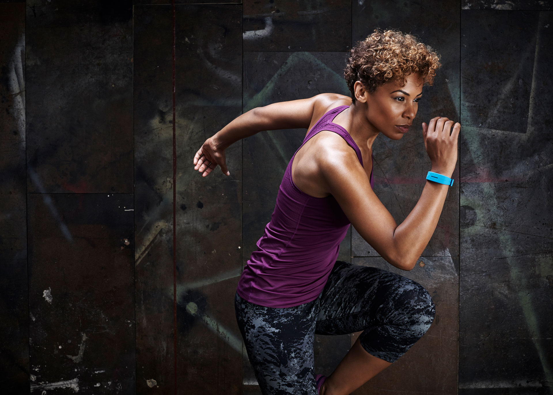 Lifestyle fitness photography by UK photographer Del Manning